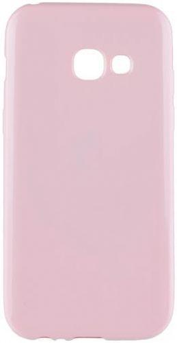 Protectie spate Star Jelly pentru Samsung Galaxy A5 2017 (Roz)