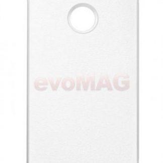 Protectie spate Huawei Cover Leather pentru Huawei Nova (Alb)