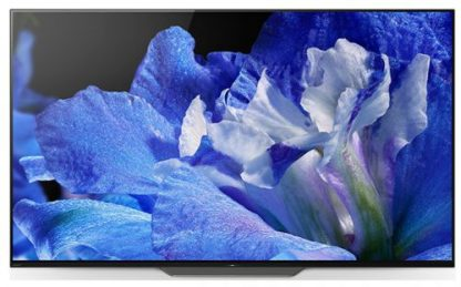 Televizor OLED Sony 139 cm (55inch) KD55AF8BAEP, Ultra HD 4K, X-Reality™ PRO 4K, Smart TV, Android TV, WiFi, CI+