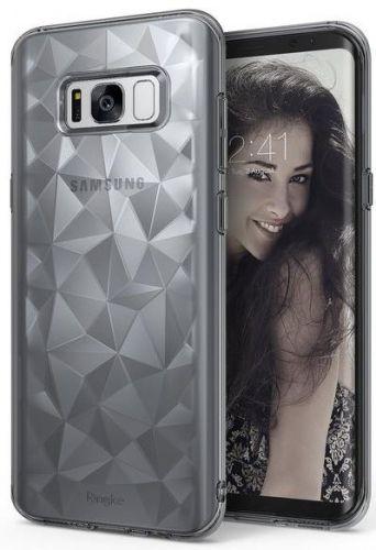 Protectie Spate Ringke Prism Smoke pentru Samsung Galaxy S8 (Gri)