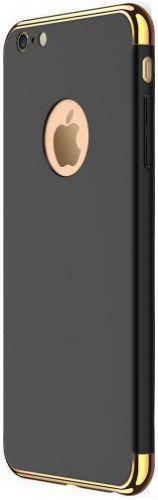 Protectie spate Star Shine pentru Apple iPhone 7/8 (Negru)