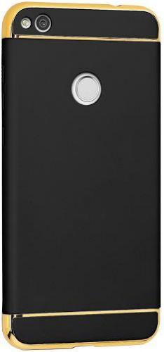 Protectie spate Star Case pentru Huawei P8 Lite 2017 (Negru)
