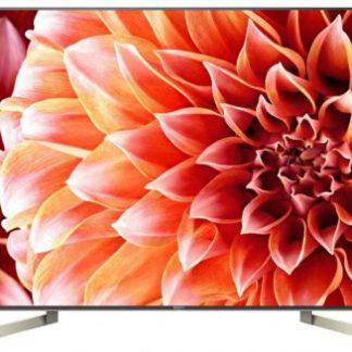Televizor LED Sony BRAVIA 125 cm (49inch) KD49XF9005, Ultra HD 4K, Smart TV, X-Reality™ PRO 4K, Android TV, WiFi, CI+