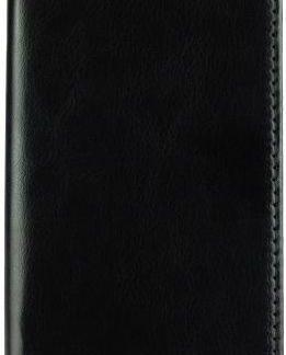 Husa Book Cover Star Special pentru Samsung Galaxy A8 2018 (Negru)