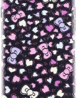 Protectie spate Star Heart pentru Apple iPhone 6/6S (Multicolor)
