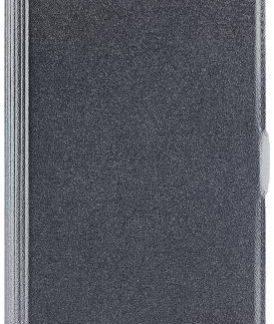 Husa Book Cover Star Pocket pentru Nokia 5 (Negru)