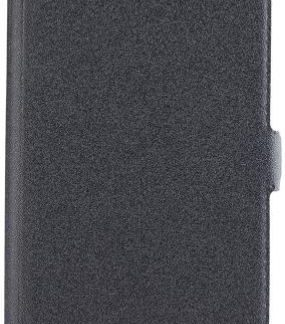 Husa Book Cover Star Pocket pentru LG K8 2017 (Negru)