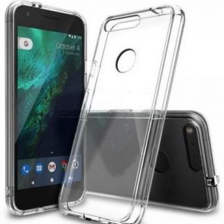 Protectie Spate Ringke Fusion Clear pentru Google Pixel XL (Transparent)
