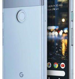 Protectie Spate Ringke Fusion Clear pentru Google Pixel 2 (Transparent)