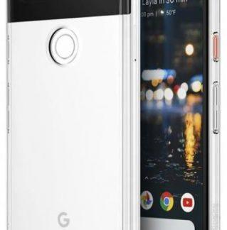 Protectie Spate Ringke Fusion Clear pentru Google Pixel 2 XL (Transparent)