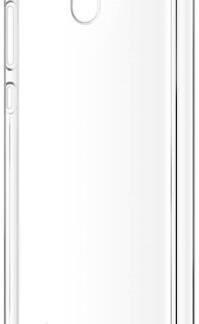 Protectie spate Star Ultra Slim pentru Nokia 3 (Transparent)
