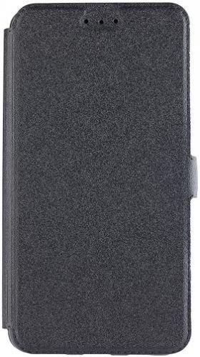 Husa Book Cover Star Pocket pentru Huawei Y7 (Negru)