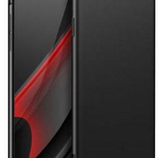 Protectie Spate GKK 360 pentru Apple iPhone 8 Plus (Negru)