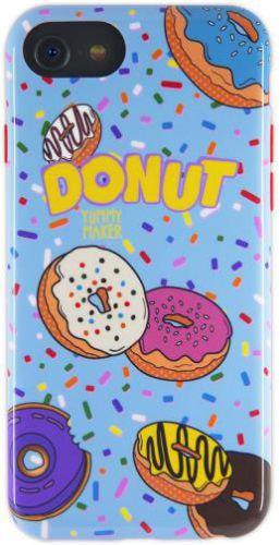 Protectie spate Benjamins Donut pentru Apple iPhone 7/8 (Multicolor)