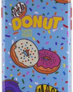 Protectie spate Benjamins Donut pentru Apple iPhone 7 Plus/8 Plus (Multicolor)
