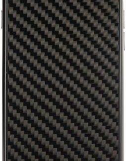 Protectie spate BMW Carbon pentru Apple iPhone 7/8 (Negru)