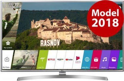 Televizor LED LG 109 (43inch) 43UK6950PLB, Ultra HD 4K, Smart TV, webOS, WiFi, CI
