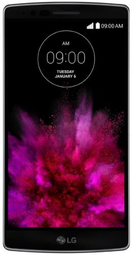 Telefon Mobil LG G Flex 2, Procesor Qualcomm MSM8994 Snapdragon 810 Octa-Core 1.5 / 2 GHz, Curved P-OLED Capacitive touchscreen 5.5inch, 2GB RAM, 16GB Flash, 13MP, Wi-Fi, 4G, Android (Negru/Platinum Silver)