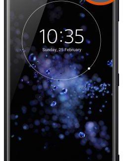 Telefon Mobil Sony Xperia XZ2, Procesor Octa-Core 2.8GHz / 1.8GHz, TFT TRILUMINOS 5.7inch, 4GB RAM, 64GB Flash, 19MP, Wi-Fi, 4G, Dual Sim, Android (Negru)