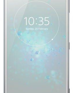 Telefon Mobil Sony Xperia XZ2, Procesor Octa-Core 2.8GHz / 1.8GHz, TFT TRILUMINOS 5.7inch, 4GB RAM, 64GB Flash, 19MP, Wi-Fi, 4G, Dual Sim, Android (Argintiu)