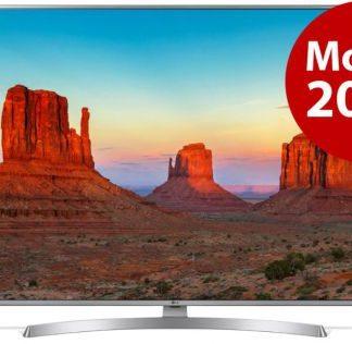 Televizor LED LG 165 (65inch) 65UK6950PLB, Ultra HD 4K, Smart TV, webOS, WiFi, CI