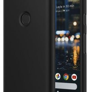 Protectie Spate Ringke Slim pentru Google Pixel 2 (Negru)