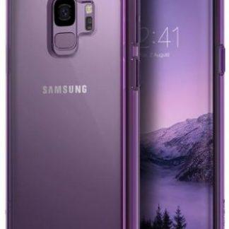 Protectie Spate Ringke Fusion pentru Samsung Galaxy S9 Plus (Violet)