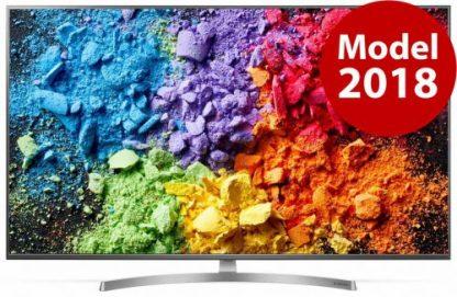 Televizor LED LG 139 cm (55inch) 55SK8100PLA, Ultra HD 4K, Smart TV, webOS 4.0, WiFi, CI+