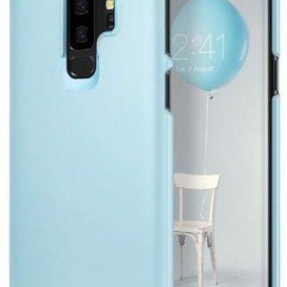 Protectie Spate Ringke Slim pentru Samsung Galaxy S9 Plus (Albastru deschis)