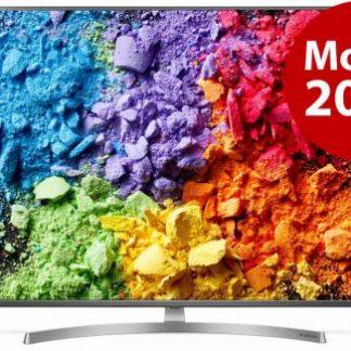 Televizor LED LG 165 cm (65inch) 65SK8100PLA, Ultra HD 4K, Smart TV, webOS 4.0, WiFi, CI+