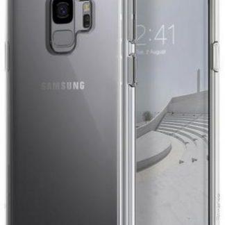 Protectie Spate Ringke Fusion pentru Samsung Galaxy S9 Plus (Transparent)