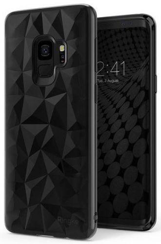 Protectie Spate Ringke Air Prism pentru Samsung Galaxy S9 (Negru)