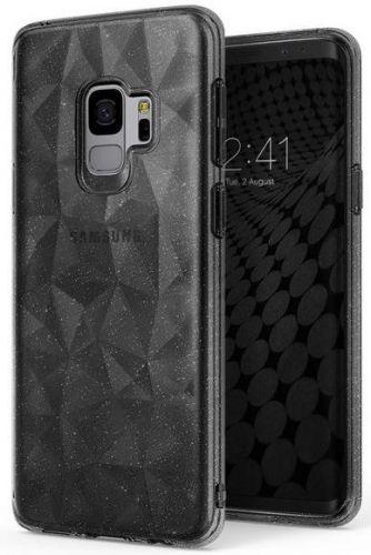 Protectie Spate Ringke Air Prism pentru Samsung Galaxy S9 (Gri lucios)