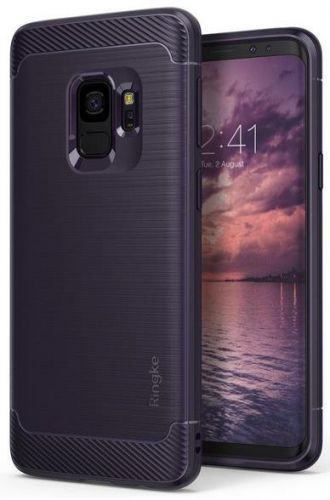 Protectie Spate Ringke Onyx pentru Samsung Galaxy S9 (Violet)