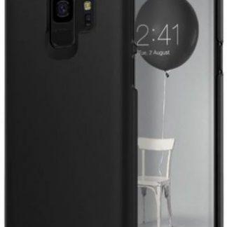 Protectie Spate Ringke Slim pentru Samsung Galaxy S9 (Negru)