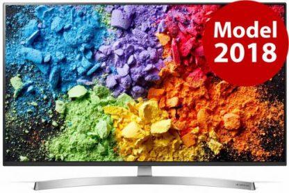 Televizor Super UHD LG 139 cm (55inch) 55SK8500PLA, Ultra HD 4K, Smart TV, webOS 4.0, WiFi, CI+
