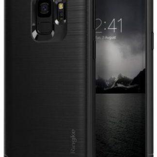Protectie Spate Ringke Onyx pentru Samsung Galaxy S9 (Negru)