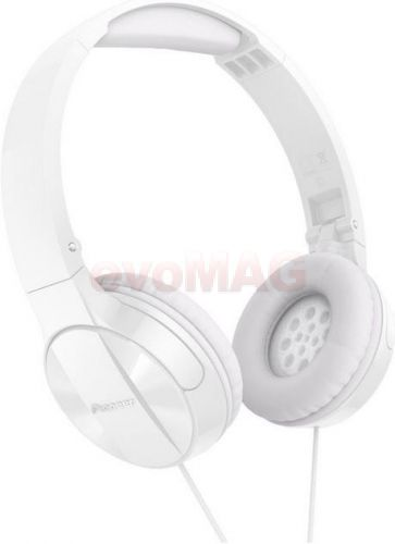Casti Stereo Pioneer SE-MJ503-W (Alb)