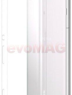 Protectie spate Sony SBC24 pentru Sony Xperia XA (Transparent)