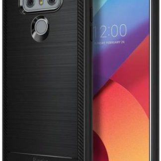Protectie Spate Ringke Onyx pentru LG G6 (Negru)