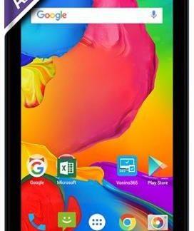 Telefon Mobil Vonino Xylo P, Procesor Quad-Core 1.3GHz, Ecran 4inch, 1GB RAM, 16GB Flash, 5MP, Wi-Fi, 3G, Dual SIM, Android (Albastru inchis)