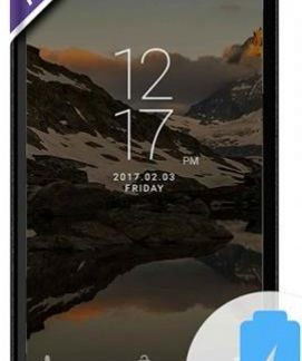 Telefon Mobil Vonino Volt S, Procesor Quad-Core 1.3GHz, IPS Capacitive touchscreen 5inch, 1GB RAM, 16GB Flash, 8MP, Wi-Fi, 3G, Dual SIM, Android (Negru)