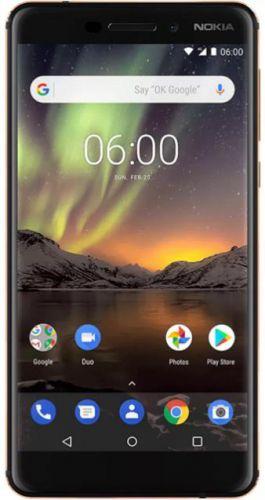 Telefon Mobil Nokia 6.1 (2018), Procesor Octa-Core 2.2 GHz, IPS LCD Capacitive Touchscreen 5.5inch, 3GB RAM, 32GB Flash, 16MP, Wi-Fi, 4G, Dual Sim, Android (Negru)
