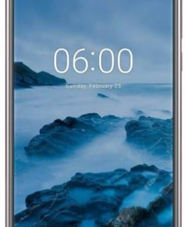 Telefon Mobil Nokia 6.1 (2018), Procesor Octa-Core 2.2 GHz, IPS LCD Capacitive Touchscreen 5.5inch, 3GB RAM, 32GB Flash, 16MP, Wi-Fi, 4G, Dual Sim, Android (Alb)