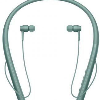 Casti Stereo Sony WIH-700G, Bluetooth, NFC (Verde)