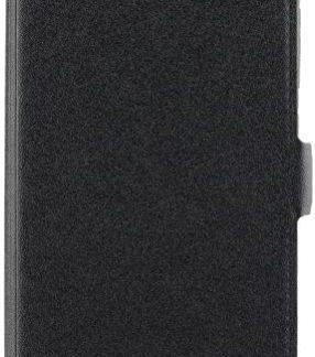 Husa Book Cover Star Pocket pentru Xiaomi Redmi 4A (Negru)
