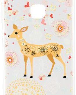 Protectie spate Star Bambi Lux pentru Huawei P10 Lite (Transparent)