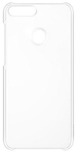 Protectie Spate Huawei 51992280 pentru Huawei P Smart (Transparent)