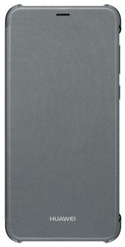 Husa Flip Cover Huawei 51992274 pentru Huawei P Smart (Negru)