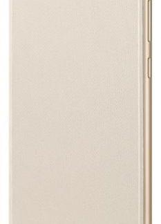 Husa Flip Cover Huawei 51992275 pentru Huawei P Smart (Auriu)